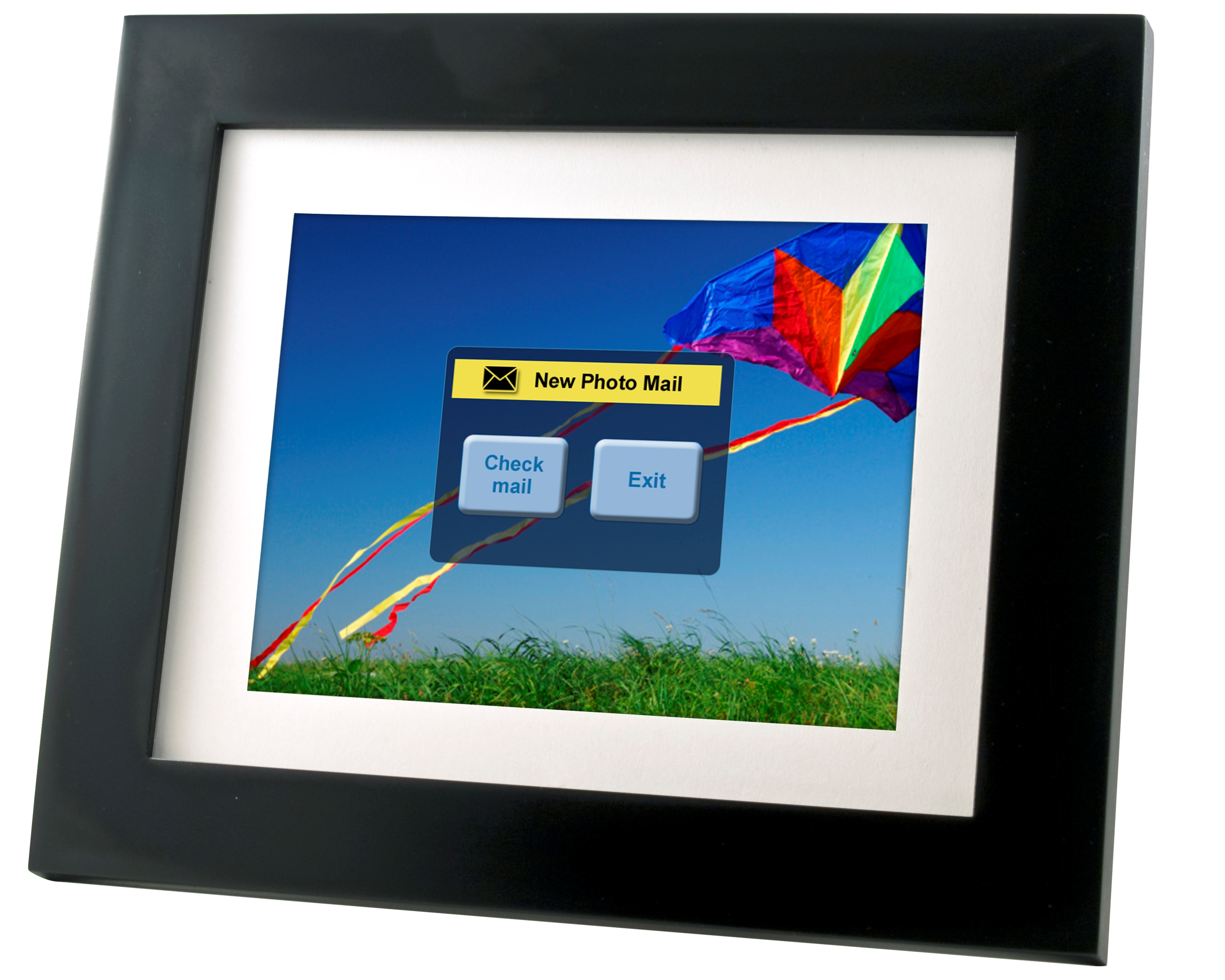 wireless picture frame image collections craft decoration ideas choice - Wireless Photo Frame